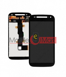 Lcd Display With Touch Screen Digitizer Panel For Moto E 2nd Gen 4G
