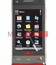 Lcd Display With Touch Screen Digitizer Panel For Boss Mobiles XM99