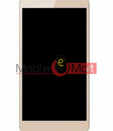 Lcd Display With Touch Screen Digitizer Panel For Intex Cloud 4G Star