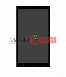 Lcd Display With Touch Screen Digitizer Panel For Intex Aqua Q7 Pro