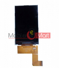 Lcd Display Screen For Spice Smart Flo Mettle 4x Mi426