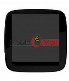 Lcd Display With Touch Screen Digitizer Panel For Intex IRist Smartwatch