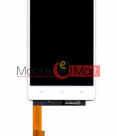 Lcd Display With Touch Screen Digitizer Panel For Lava Pixel V2 3GB RAM