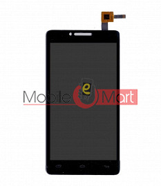 Lcd Display With Touch Screen Digitizer Panel For Micromax A76