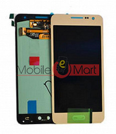 Lcd Display With Touch Screen Digitizer Panel For Samsung Galaxy A3 SM(A300FU)