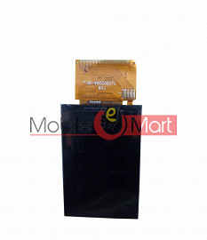 Lcd Display Screen For Spice Smart Flo Edge Mi349