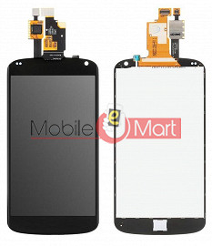 Lcd Display With Touch Screen Digitizer Panel For LG Nexus 4 E960