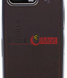 Back Panel For Nokia 5800 XpressMusic