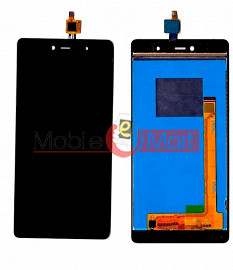 Lcd Display With Touch Screen Digitizer Panel For Micromax Canvas 5 E481 3GB RAM