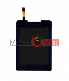 Lcd Display With Touch Screen Digitizer Panel For Samsung C3332 Champ 2 with Dual SIM