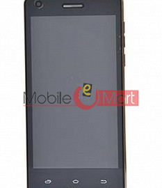 Lcd Display With Touch Screen Digitizer Panel For Jivi JSP Q56