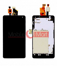 Lcd Display With Touch Screen Digitizer Panel For LG Optimus G E975