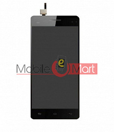 Lcd Display With Touch Screen Digitizer Panel For Micromax Canvas HD Plus A190