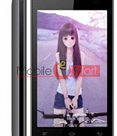 LCD Display Screen For Spice Stellar Mi440