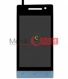 Lcd Display With Touch Screen Digitizer Panel For Karbonn A6