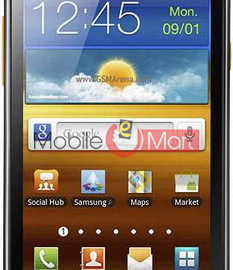 Lcd Display With Touch Screen Digitizer Panel For Samsung Galaxy Beam
