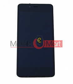 Lcd Display With Touch Screen Digitizer Panel For Micromax Canvas Sliver 5