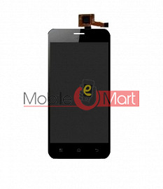 Lcd Display With Touch Screen Digitizer Panel For Micromax Bolt A40