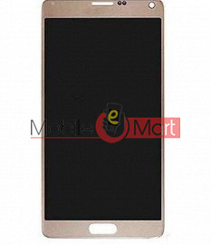 Lcd Display With Touch Screen Digitizer Panel For Samsung Galaxy Note 4 Duos