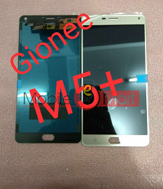Lcd Display With Touch Screen Digitizer Panel For Gionee M5 Plus