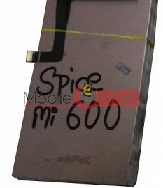 New Lcd Display Screen Replacement For Spice Stellar Mi600