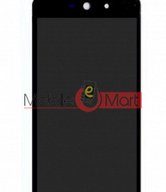 Lcd Display With Touch Screen Digitizer Panel For Micromax Q345