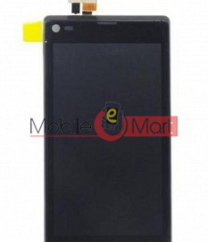 Lcd Display With Touch Screen Digitizer Panel For Sony Xperia L C2104