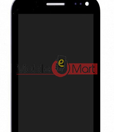 Lcd Display With Touch Screen Digitizer Panel For Micromax A110Q Canvas 2 Plus