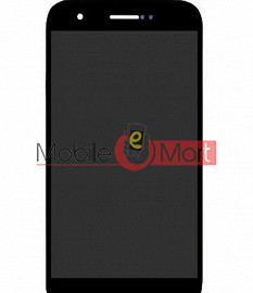 Lcd Display With Touch Screen Digitizer Panel For Micromax A117 Canvas Magnus