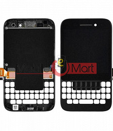 Lcd Display With Touch Screen Digitizer Panel For BlackBerry Q5