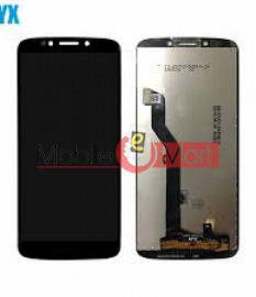 Lcd Display With Touch Screen Digitizer Panel For Motorola Moto G6 Play