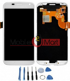 Lcd Display With Touch Screen Digitizer Panel For Motorola Moto X Force
