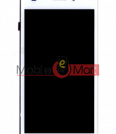 Lcd Display With Touch Screen Digitizer Panel For Intex Aqua Ace II