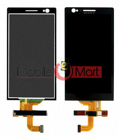 Lcd Display With Touch Screen Digitizer Panel For Sony Xperia P LT22i Nypon