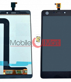 Lcd Display With Touch Screen Digitizer Panel For Micromax Canvas Mega E353(Q353)