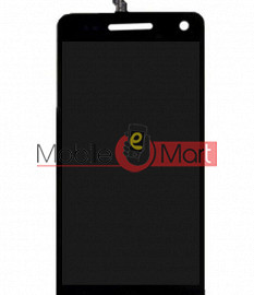 Lcd Display With Touch Screen Digitizer Panel For Micromax A120 Canvas 2 Colors