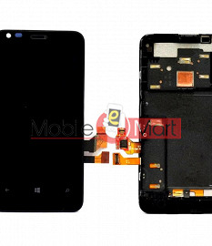 Lcd Display With Touch Screen Digitizer Panel For Nokia Lumia 620