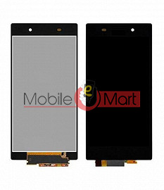 Lcd Display With Touch Screen Digitizer Panel For Sony Xperia Z1 C6943