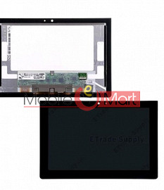 Lcd Display With Touch Screen Digitizer Panel For Sony Tablet S 32GB