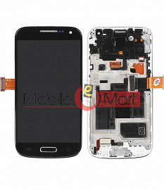 Lcd Display With Touch Screen Digitizer Panel For Samsung I9192 Galaxy S4 mini with dual SIM