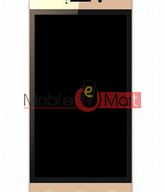 Lcd Display With Touch Screen Digitizer Panel For Karbonn Titanium Moghul