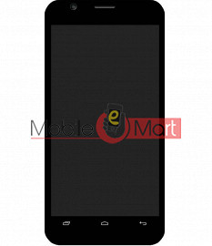 Lcd Display With Touch Screen Digitizer Panel For Intex Aqua Young