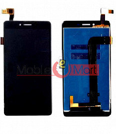 Lcd Display With Touch Screen Digitizer Panel For Micromax Canvas 6 Pro