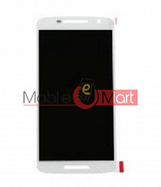 Lcd Display With Touch Screen Digitizer Panel For Motorola Moto X Play Dual SIM