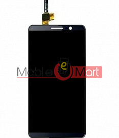 Lcd Display With Touch Screen Digitizer Panel For Karbonn Quattro L55 HD