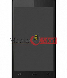 Lcd Display With Touch Screen Digitizer Panel For Intex Cloud Y11