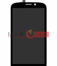 Lcd Display With Touch Screen Digitizer Panel For Spice Mi(535 Stellar Pinnacle Pro)