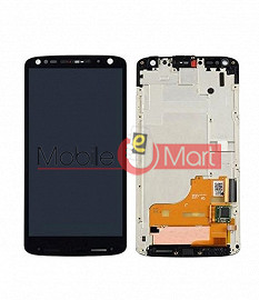 Lcd Display With Touch Screen Digitizer Panel For Motorola Droid Turbo 2