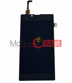 Lcd Display With Touch Screen Digitizer Panel For Yu Yuphoria