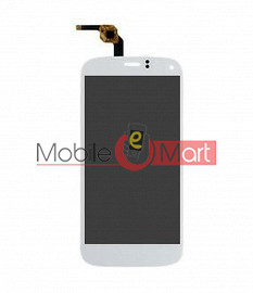 Lcd Display With Touch Screen Digitizer Panel For Micromax Canvas Turbo